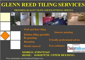 Glenn Reed Tiling Services
