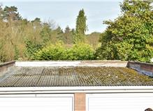 Asbestos fibre cement roof make-over