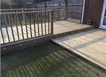 Decking In Poole, Bournemouth, Wimborne, Parkstone, Christchurch