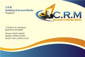 CRM Building & Groundworks