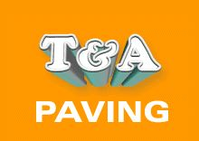 T & A Paving