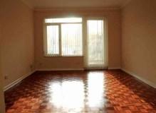finished mahogany floor
