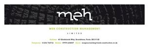 MEH Construction Management Ltd