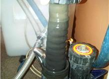Power flush, replace radiators and hot water cylinder.