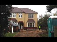 Extension and internal renovation project in Leatherhead
