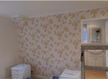 Feature wall paper