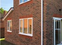 double /single storey extensions