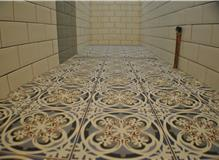 Wet Room Tiling - Lee Green