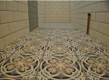 Wet Room Tiling - Lee Green