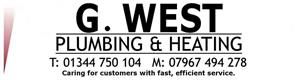 G West Plumbing & Heating