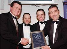 The Partners: Alastair Smyth, Gary Greene & Malcome Greene Business Award