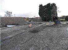RubberBond Fleeceback EPDM Flat Roofing System