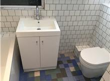Bathroom fit out at London SW17- Tooting