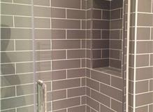 Full bathroom refurbish London SW17