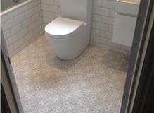Earlsfield bathroom project