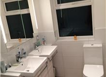 Fitted new en-suite and master bathroom at Epsom, KT17 areas