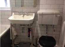 Bathroom Installation at Fulham, London SW6