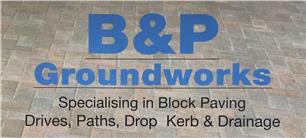B & P Groundworks
