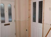 Conversion of garage to playroom, fitted new bathroom and ensuite.