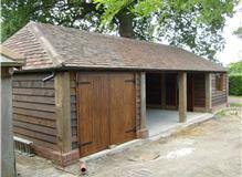 Rebuild garage  barn