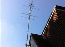 TV and Radio aerial install for Mrs B of Woking