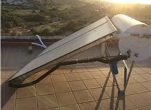 Solar panel installation - spain 2015