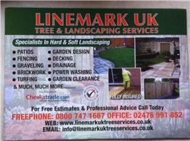Linemark UK Garden & Landscape Services