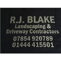 R J Blake Landscaping & Driveway Contractors