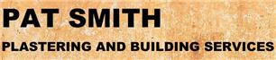 Pat Smith Plastering and Decorating Services