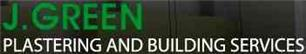 J Green Plastering & Building Services Ltd