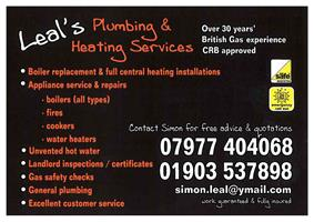 Leal's Plumbing & Heating Services Ltd