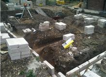 Work undertaken by Millbank Construction based in Reading Berkshire
