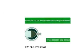 LW Plastering & Dry Lining