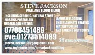 Steve Jackson Tiling