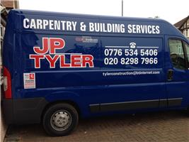 J P Tyler Carpentry & Building Services