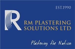 RM Plastering Solutions Ltd