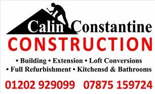Calin Constantine Construction