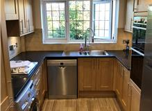 Complete kitchen installation, Finchampstead
