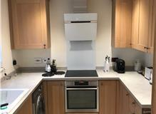 Kitchen refurbishment in Binfield