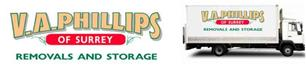 VA Phillips of Surrey Removals & Storage Ltd