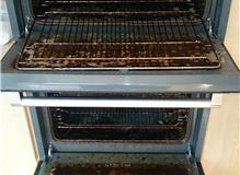 Oven Cleaning Before