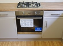 Brand New Indesit Gas Oven with 10 Years Guarantee