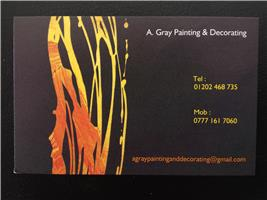 A Gray Painting & Decorating