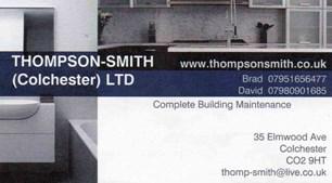 Thompson-Smith (Colchester) Ltd