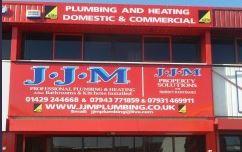 JJM Professional Plumbing and Heating