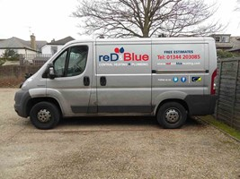 Red And Blue Heating Limited