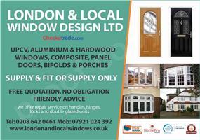 London & Local Window Design Ltd
