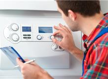 Maintenance and installation of gas boilers