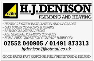 H J Denison Plumbing & Heating