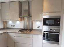 New kitchen fitted for a customer in Farnham